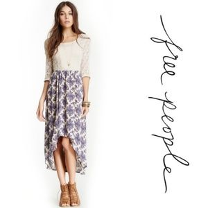 Free People Lonesome Dove Dress XS-S